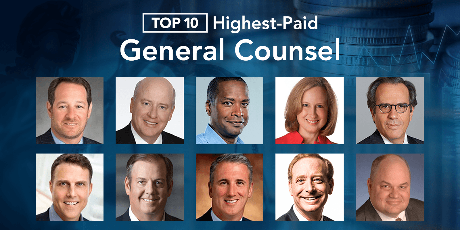 Equilar The Highest Paid General Counsel