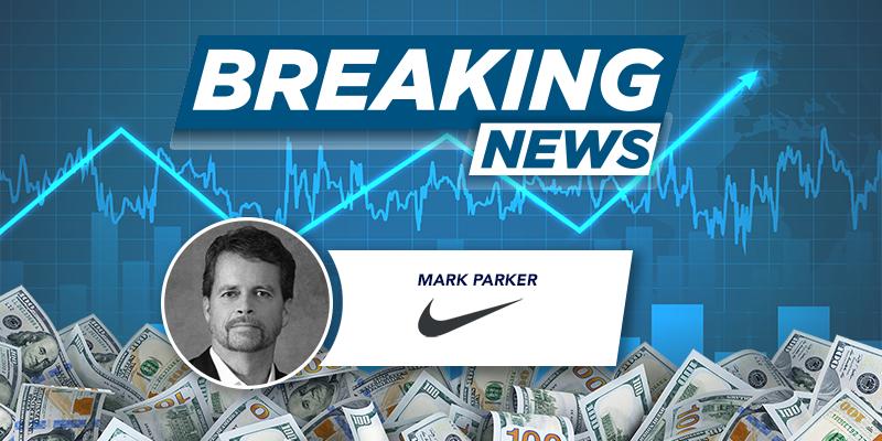Ídolo metal Papá  Equilar | NIKE CEO Mark Parker Earned Over $371 Million During Tenure